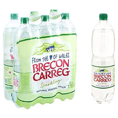 Brecon Carreg con gas 6x1,5l