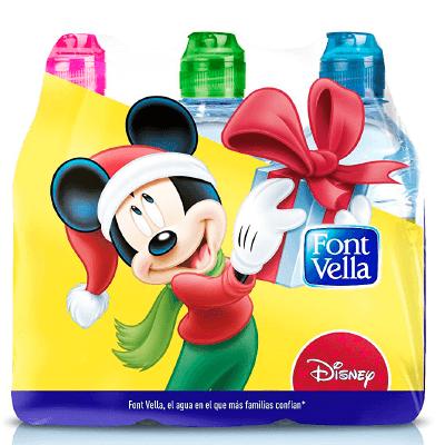 Font Vella Kids 6x33cl