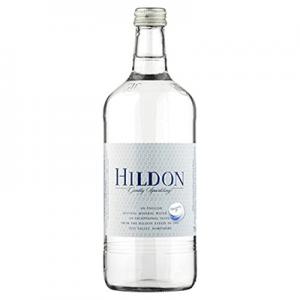 Hildon con gas 75cl cristal