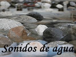 Sonidos de agua