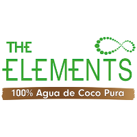 The Elementss agua de coco