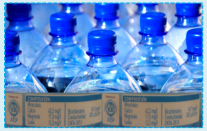 etiquetado agua mineral
