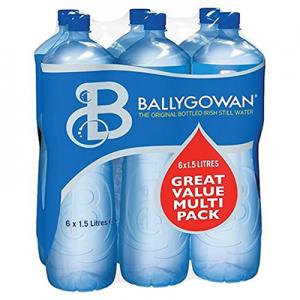 Ballygowan 6x1,5l