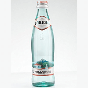 Borjomi 9x50cl