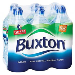 Buxton 6x75cl