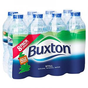 Buxton 8x50cl