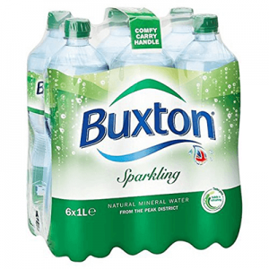 Buxton con gas 6x1l