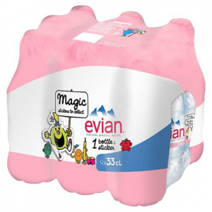 Evian kids 9x33cl