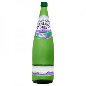 Highland Spring Sparkling 1l Cristal