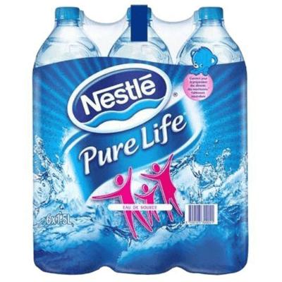 Nestlé Aquarel 6x1,5l