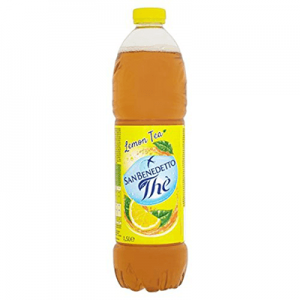 San Benedetto con té de limón 1,5l