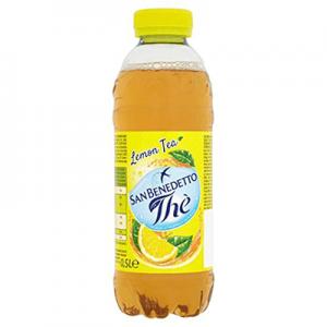 San Benedetto con té de limón 50 cl